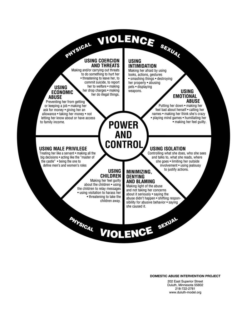 Duluth Model - Power and Control Wheel